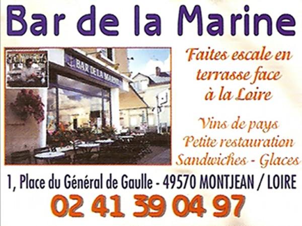 Le Bar de la Marine - Café - Bar