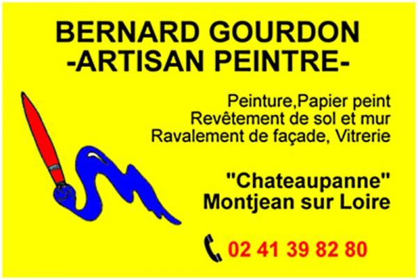 Bernard Gourdon - Artisan Peintre