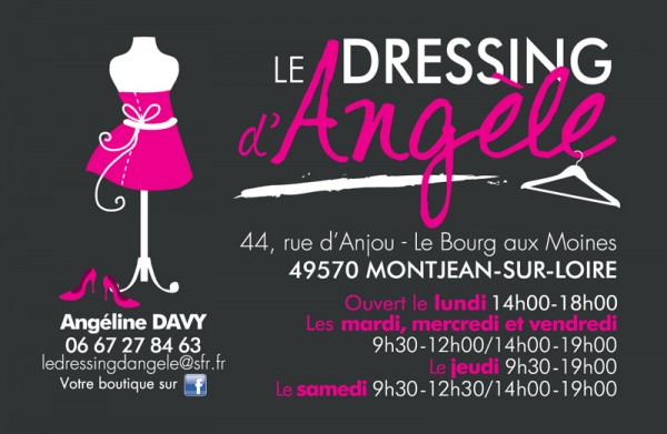 Le Dressing D'Angèle - Boutique vêtement - mode