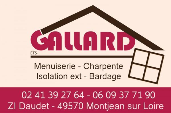 Gallard Ets - Menuiserie - Charpente