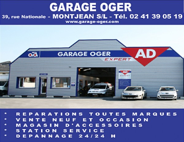 Garage Oger - Garagiste - Location Véhicule