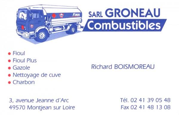 SARL Groneau - Fuel - Charbon - Gazole