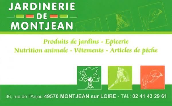 Jardinerie de Montjean - Jardin - Epicerie - Alimentation animale