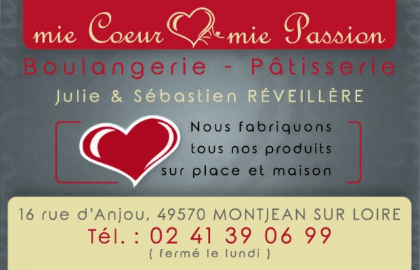 Mie Coeur Mie Passion - Artisan Boulanger