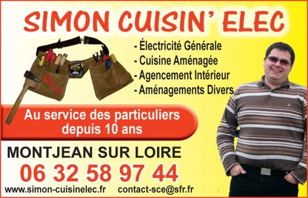 Simon Cuisin' Elec - Aménagement cuisine - électricité Générale