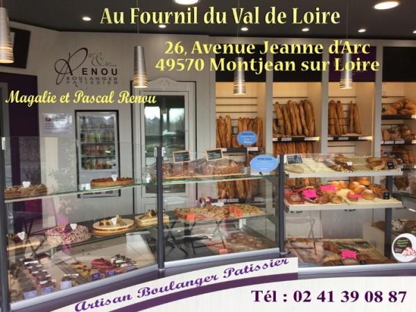 Au Fournil du Val de Loire - Artisan Boulanger