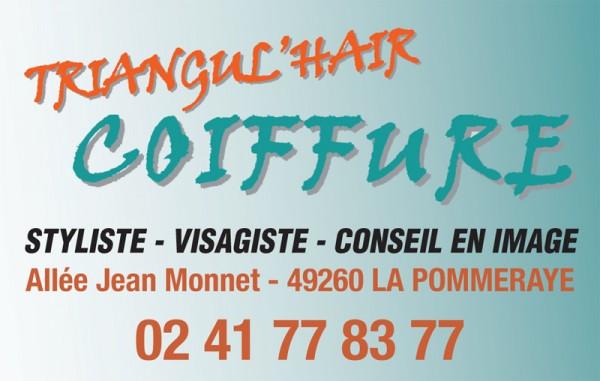 Triangul'Hair - Artisan coiffeur Montjean sur Loire