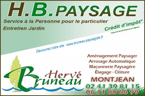 H.B. Paysage - Paysagiste Aménagement - Entretien